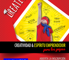 Charla presentación sobre Creative Club