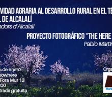 Presentación de Sat  LLauradors d'Alcalalí y The Here Gallery