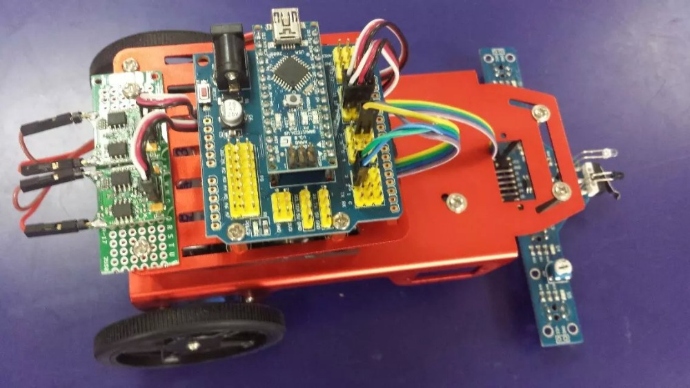 Taller de Smart Car con Arduino y Mblock