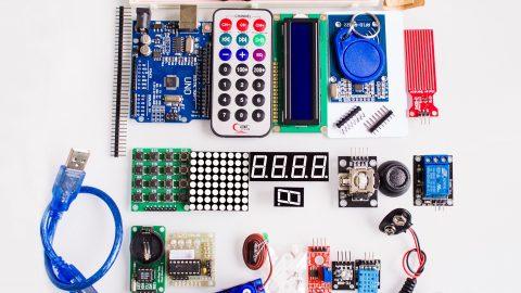 Taller Avanzado de Arduino con kit RFID