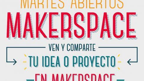 Martes Makers: aprende y comparte tus conocimientos