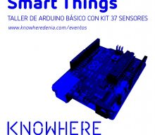 Taller de Smart Things con Arduino 37 sensores
