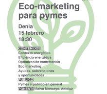 Taller Eco-Marketing para PYMES y emprendedores.