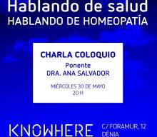 Hablando de homeopatía
