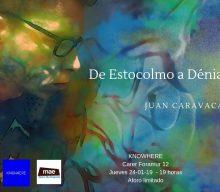 De Estocolmo a Denia con Juan Caravaca