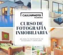 Curso de Fotografía Inmobiliaria