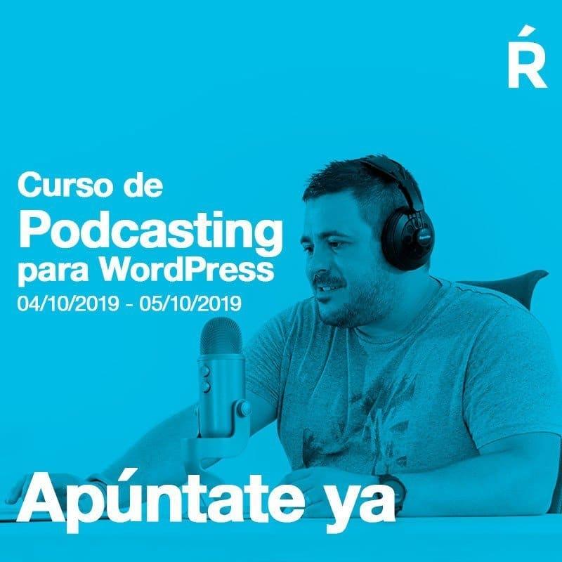 Curso de Podcasting para WordPress