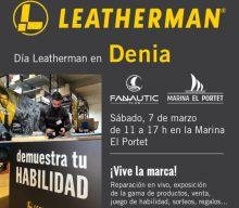 Día LEATHERMAN en Dénia