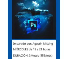 Curso de Iniciación a ADOBE PHOTOSHOP